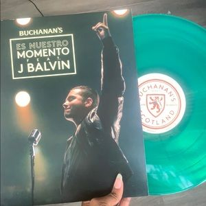 Buchanan's Es Nuestro Momento Feat J Balvin Vinyl